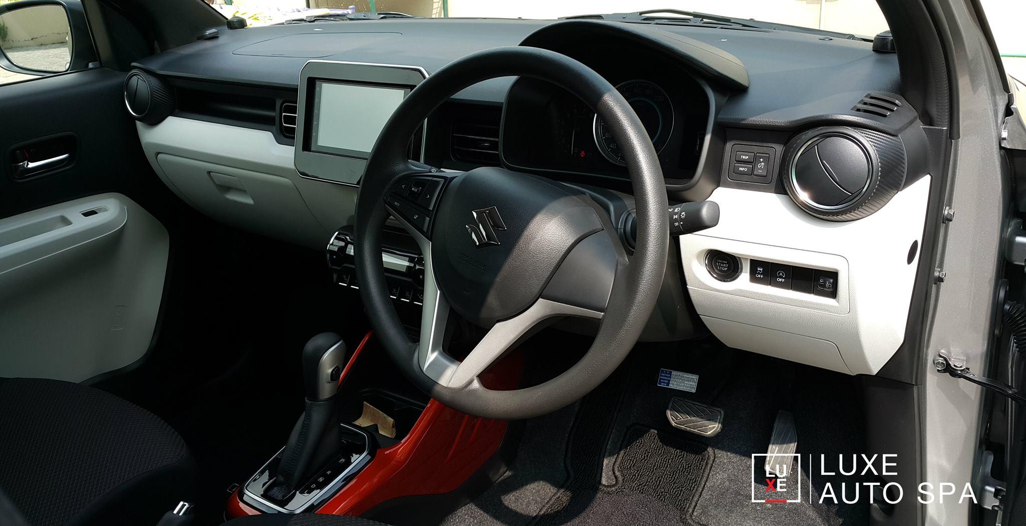 Suzuki Ignis Hybrid 2016 (14)