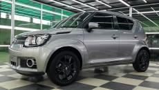 Suzuki Ignis Hybrid 2016 (2)