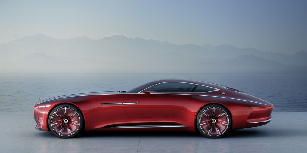 Vision Mercedes-Maybach 6 (2)