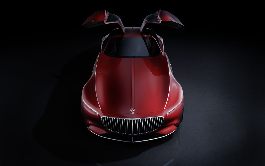 Vision Mercedes-Maybach 6 (3)
