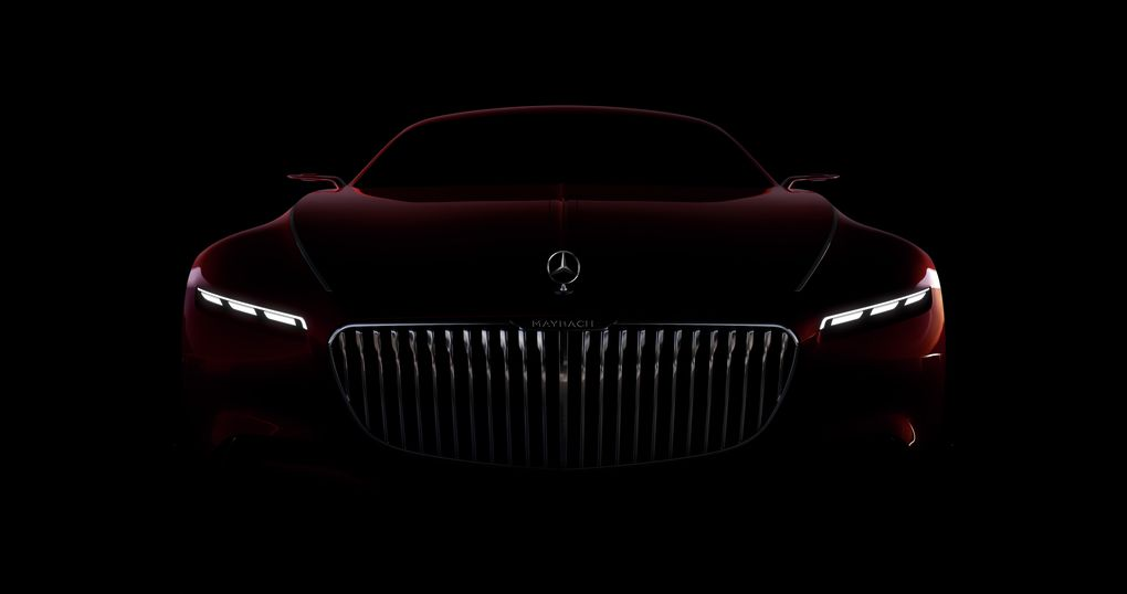 Vision Mercedes-Maybach 6 (4)