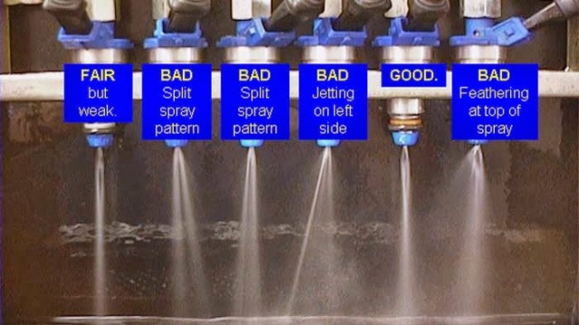 Hose Spray Nozzle >> When should a Car's Fuel Injectors be cleaned? - PakWheels ...