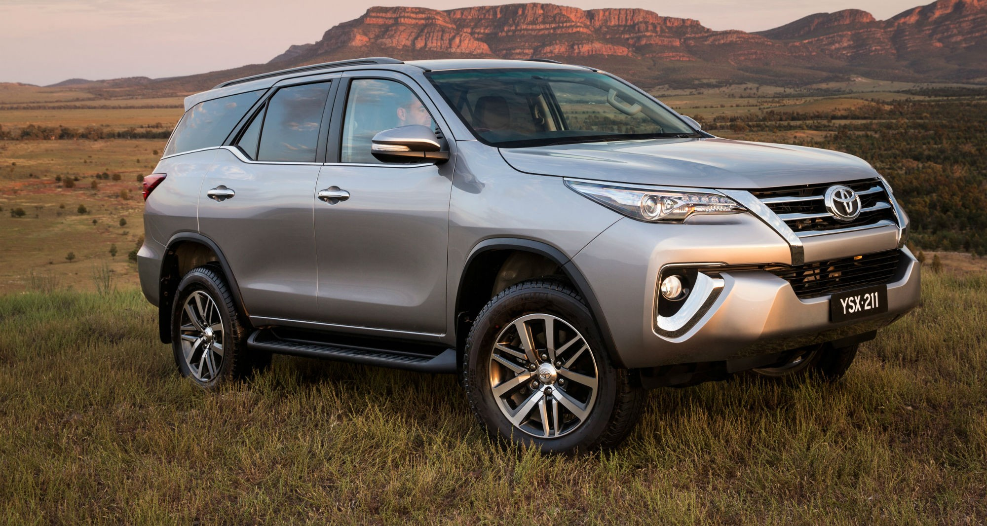 2nd Generation Toyota Fortuner Is Coming Soon To Pakistan