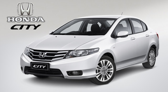 Lovely Honda City