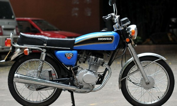 Honda_CG125_Early_Model