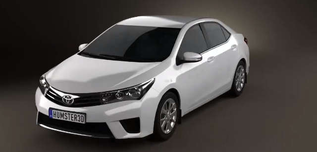 will toyota corolla xli discontinue with effect from 2017?