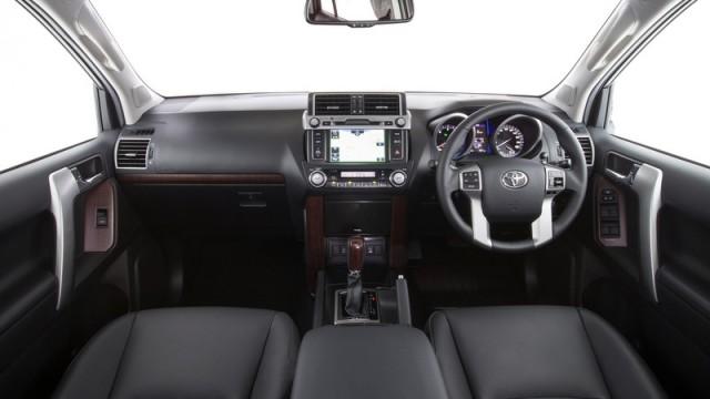 Toyota Prado VX automatic