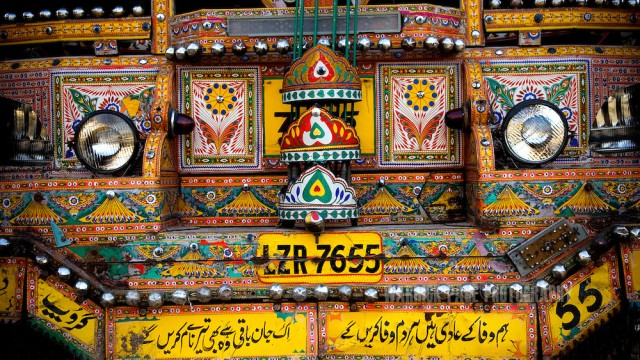 PAK: Urdu Truck Art and Poetry