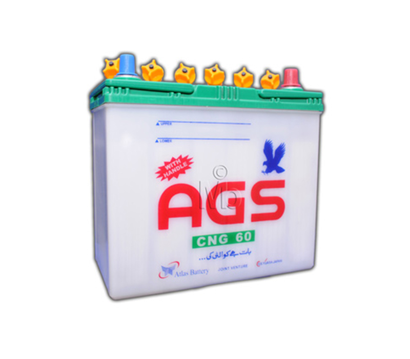 AGS CNG Battery