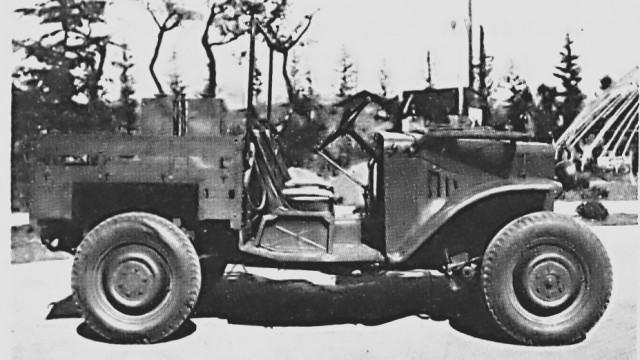 AK10 prototype