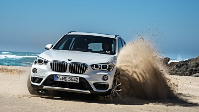 BMW X1 in Pakistan