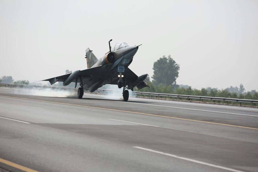PAF Holds High Mark exercise