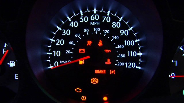 61 Dashboard Warning Lights You Must Know About
