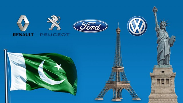 Foreign Auto-Manufacturers reluctant to enter in Pakistan
