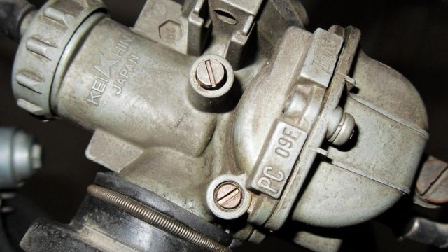 Honda CD 70_Carburettor