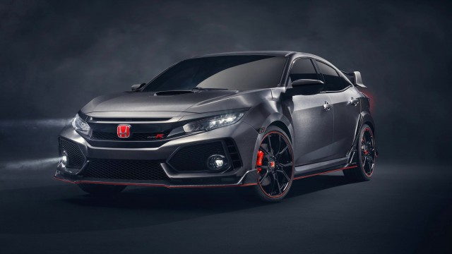Honda Civic Type-R Announce