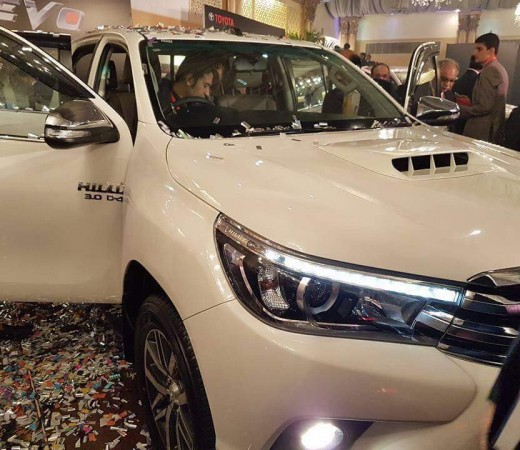 Toyota Revo Official Release