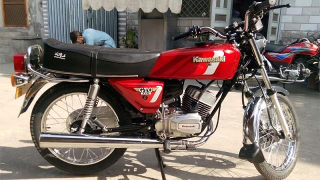 Kawasaki-GT-100