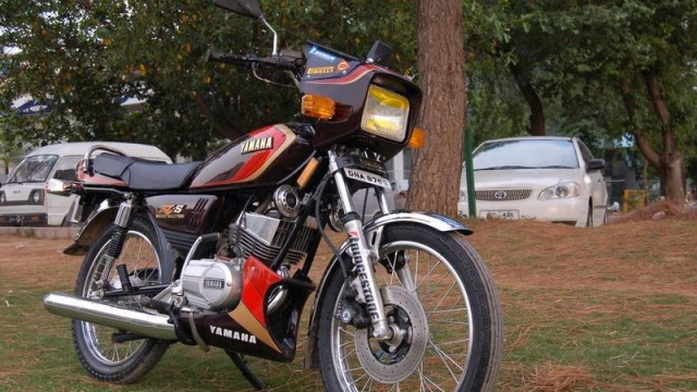 Yamaha RX115: The Percieved GTO Killer