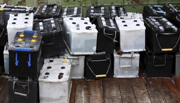 Refurbished car batteries