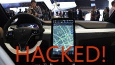 Tesla ModelS Hacked