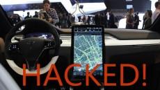 Tesla ModelS Hacked