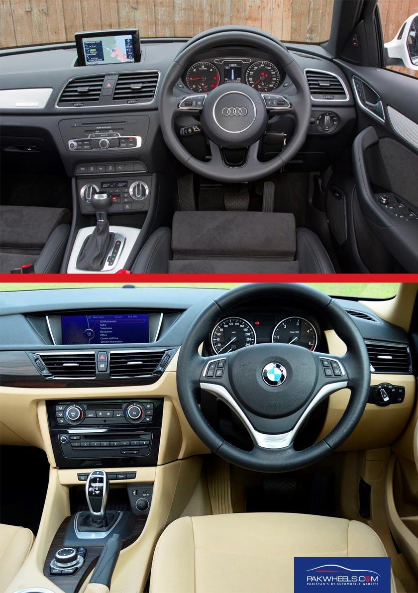 Bmw X1 Vs Audi Q3 >> BMW X1 vs. AUDI Q3