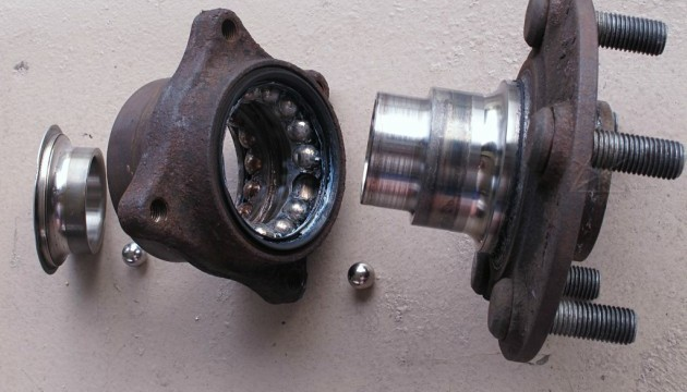Wheel Bearing Issues in Suzuki Mehran