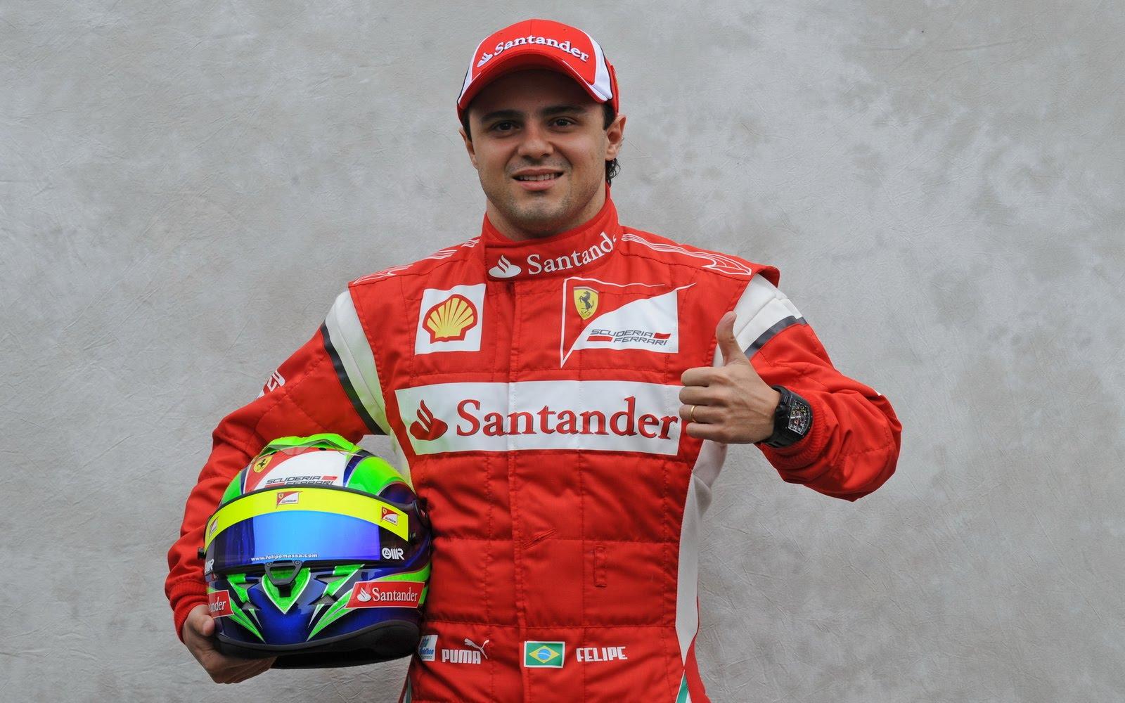 Brazilian F1 Driver 'Felipe Massa' to Retire at the end of ... Felipe Massa
