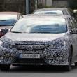 Spy Shots of Honda Civic X