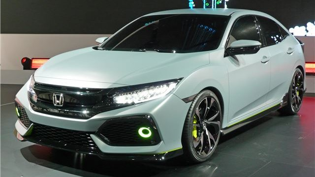 Beautiful As Expected, The Honda Civic 2017 Comes With A Lot Of Updated  Specifications. Earlier This Year, Honda Disclosed A Concept Of New ...
