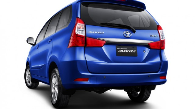 Avanza Tail Lights Indonesia