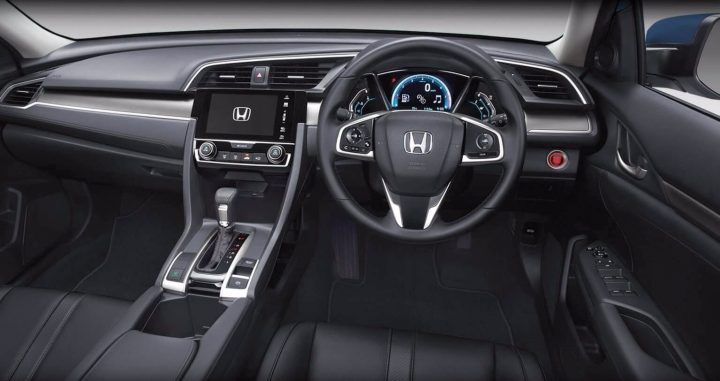 Initially The Honda Civic 2017 Model In Stan Will Be Offered With Only 1 8 L I Vtec Naturally Aspirated 4 Cylinder Petrol Engine