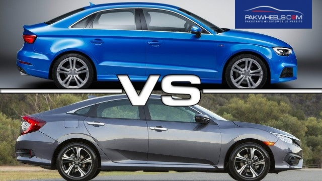 Audi A3 VS Civic