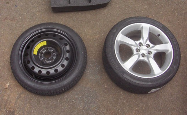 Interesting facts about donut spare tyre for 2016 honda odyssey tire size