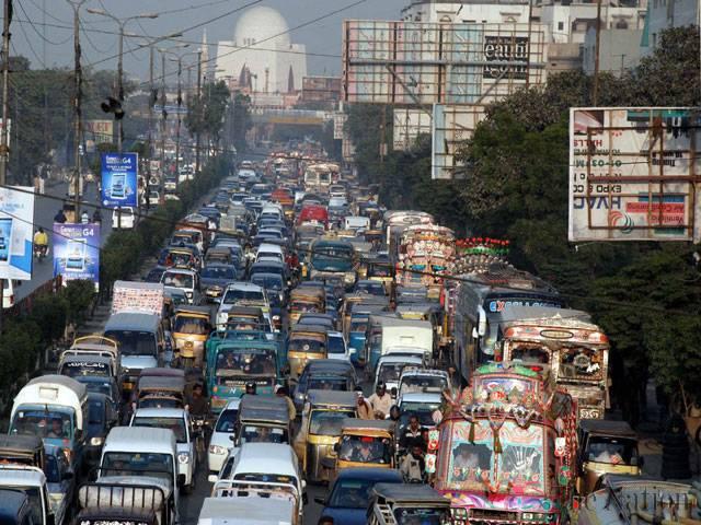 traffic-jam-karachi