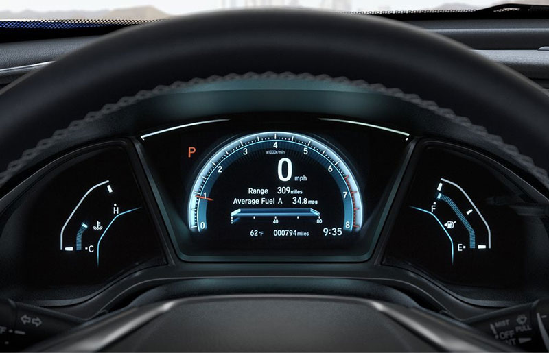 2016-Civic-Coupe-Touring-Gray-Leather-Instrument-Cluster