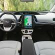 Toyota Prius Prime interior