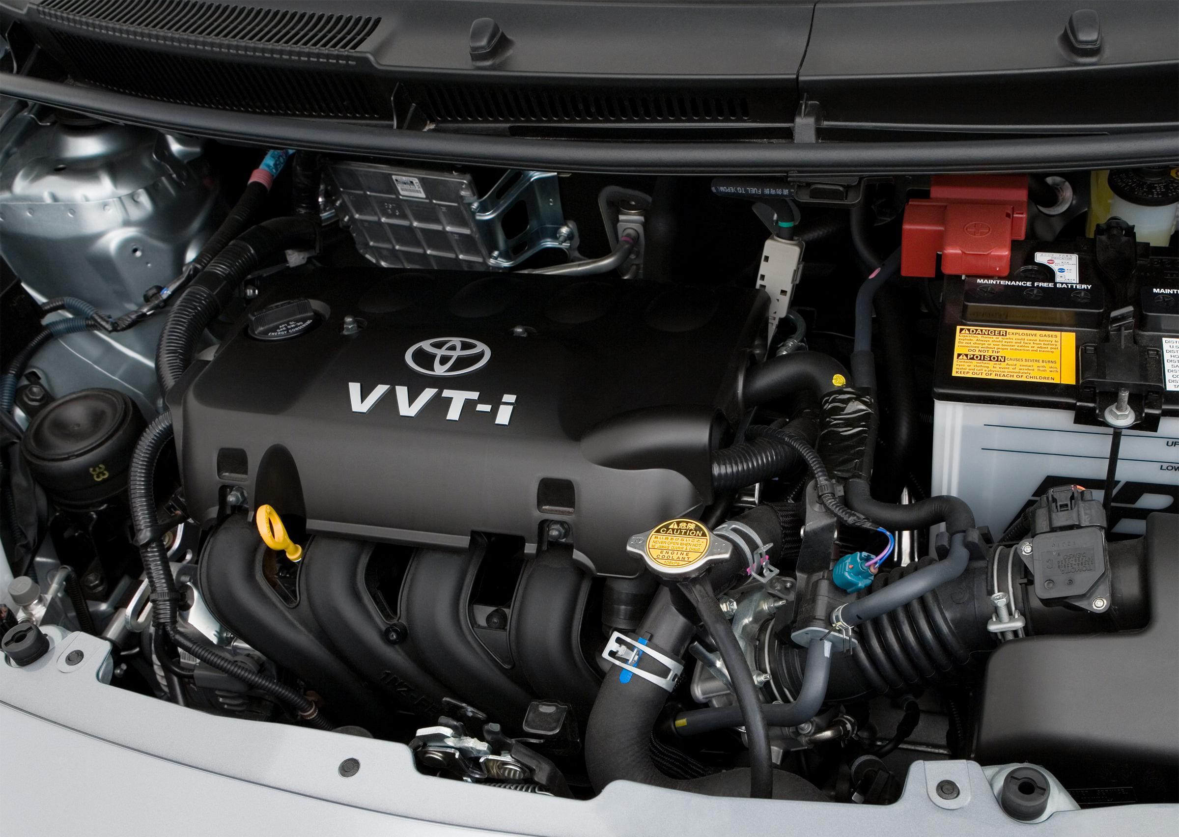 Toyota Vitz Engine