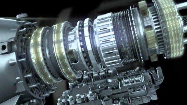 7G-Tronic transmission