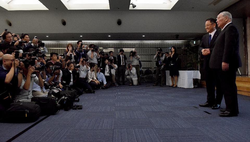 Toyota Suzuki parntership conference