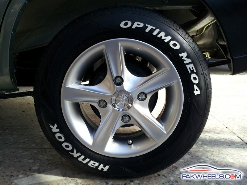 Alloy wheels Mehran