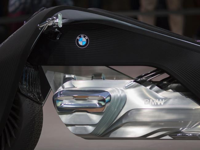 BMW Concept Bike 2