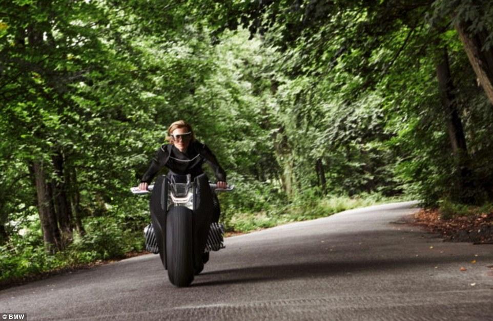 BMW Concept Bike 4