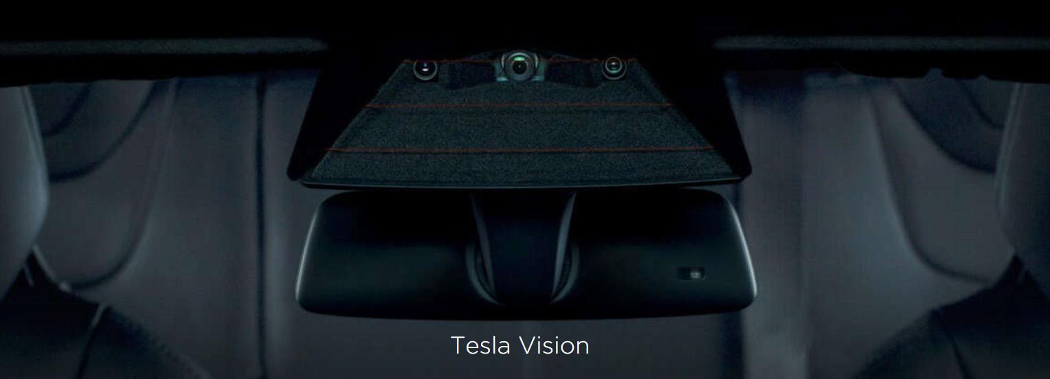 Tesla Vision Auto pilot 2.0