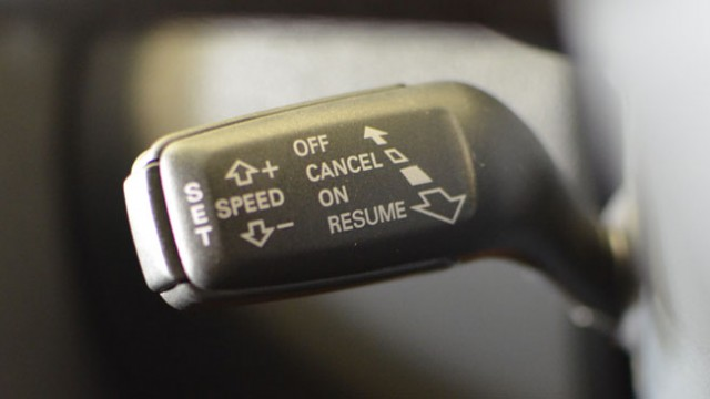 Cruise Control Feature