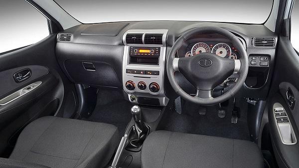 FAW-Sirius-S80 interior