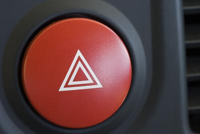 Hazard Button