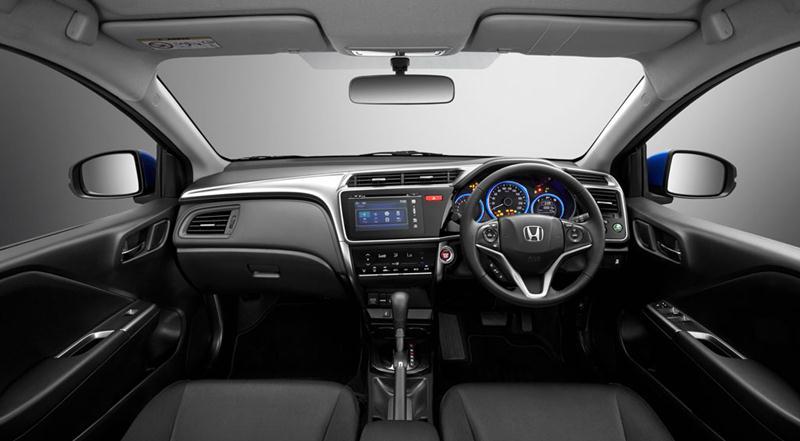 Honda-City-2017-Interior