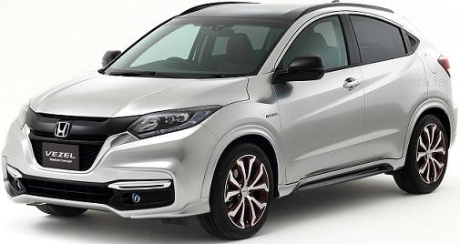 Honda-Vezel